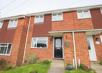 Thumbnail 3 bedroom terraced house for sale in 12 Mauldin Court De Cham Road, St. Leonards-On-Sea, East Sussex.