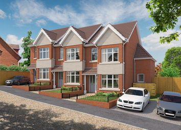 Thumbnail 4 bed end terrace house for sale in Old Mill Way, Southampton