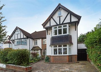 Thumbnail 5 bed detached house to rent in Evelyn Grove, London