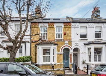 Thumbnail 5 bed terraced house to rent in Gowrie Road, London