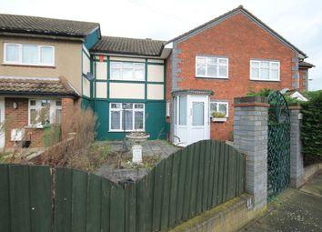 Thumbnail 3 bed terraced house to rent in Rainham Road, Rainham