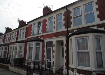 Thumbnail 3 bed terraced house to rent in Cwmdare Street, Cathays, Cardiff