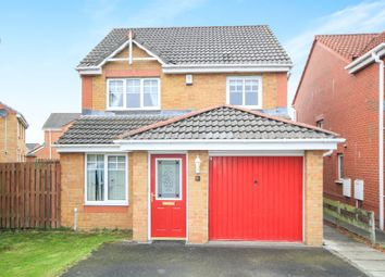 Thumbnail 3 bedroom detached house for sale in Redpath Drive, Cambuslang, Glasgow