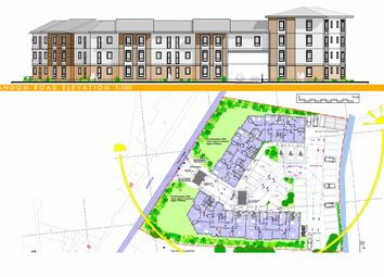 Thumbnail Land for sale in Sandon Road, Stafford