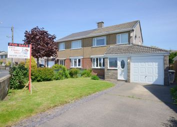 Thumbnail 3 bed semi-detached house for sale in Border Avenue, Cleator Moor