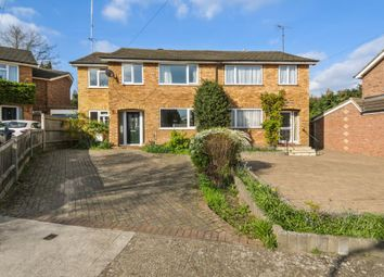 Thumbnail 4 bed semi-detached house for sale in Park Drive, Sunningdale, Ascot