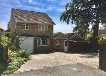 Thumbnail 4 bed detached house for sale in Chailey Close, Hastings