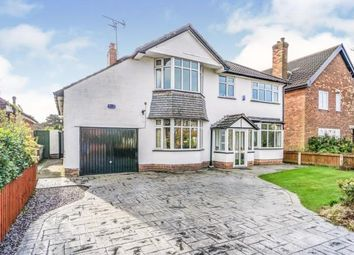 Thumbnail 4 bed detached house for sale in Brancote Gardens, Bromborough, Wirral, Merseyside