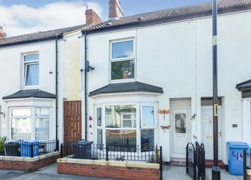 Thumbnail 2 bedroom end terrace house for sale in Camden Street, Hull