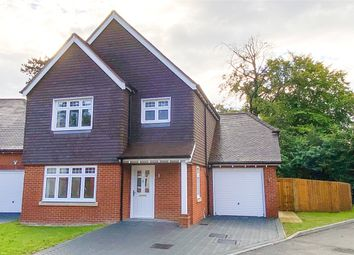 Thumbnail 3 bed detached house for sale in Queenswood Heights, Sandhurst, Berkshire