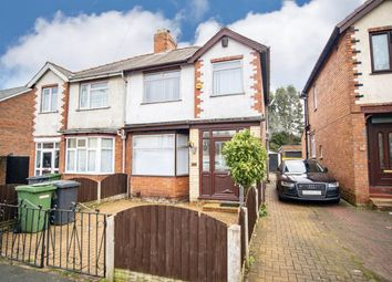 Thumbnail 3 bed semi-detached house for sale in Fowler Street, Wolverhampton