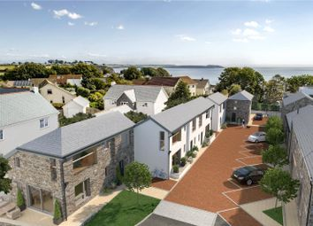 Thumbnail 2 bed terraced house for sale in The Courtyard, Duporth, St. Austell, Cornwall