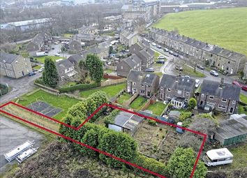 Thumbnail Land for sale in Land To The Rear Of, 28 Plains Lane, Elland