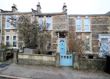Thumbnail 2 bed terraced house for sale in Lymore Terrace, Bath