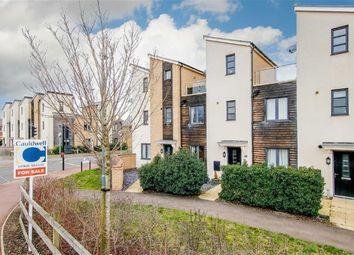 Thumbnail 3 bed town house for sale in Ryeland Croft, Oakridge Park, Milton Keynes, Bucks