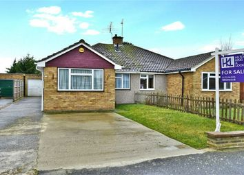 Thumbnail 2 bed semi-detached bungalow for sale in 75 Conway Road, Taplow, Maidenhead, Buckinghamshire