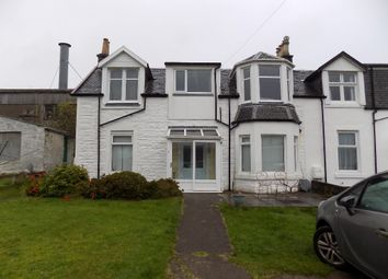 Thumbnail 1 bed flat to rent in Wellington Street, Dunoon, Argyll And Bute