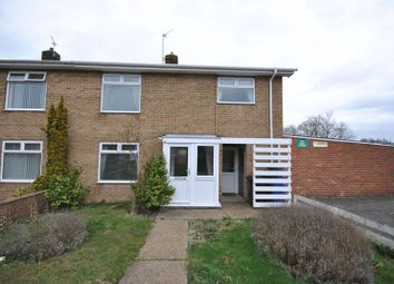 Thumbnail 3 bed end terrace house for sale in Sale Road, Heartsease, Norwich