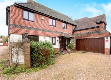 Thumbnail 5 bed detached house to rent in St. Catherines Road, Hayling Island