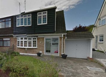 Thumbnail 3 bedroom semi-detached house for sale in Larchwood Close, Leigh On Sea, Essex