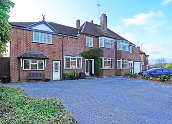 Thumbnail 5 bed semi-detached house for sale in Bradbury Road, Solihull