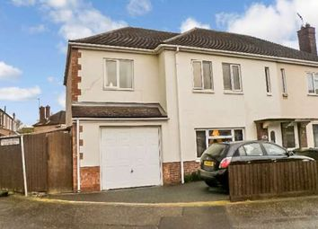 Thumbnail 3 bed semi-detached house to rent in Fane Road, Walton, Peterborough