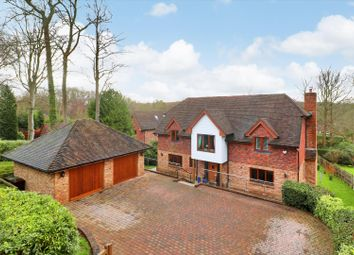 Furzefield Chase, Dormans Park, East Grinstead, Surrey RH19. 5 bed detached house for sale