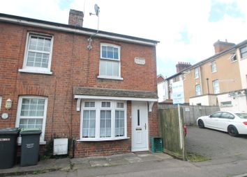 Thumbnail 2 bed end terrace house to rent in Garden Road, Tonbridge, Kent