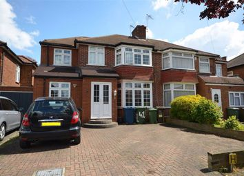 Thumbnail 4 bedroom semi-detached house for sale in Lamorna Grove, Stanmore, Middlesex