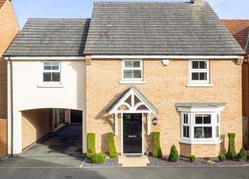 Thumbnail 4 bedroom detached house for sale in Bowden Avenue, Bestwood Village, Nottingham, Nottinghamshire