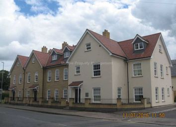 Thumbnail 2 bedroom flat to rent in Huntingdon Street, St. Neots
