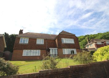 Thumbnail 4 bed detached house to rent in Cranborne Avenue, Meads, Eastbourne