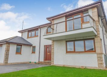 Thumbnail 4 bed detached house to rent in Masonhaugh Rise, Burghead, Moray