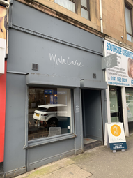 Thumbnail Restaurant/cafe for sale in Cathcart Road, Glasgow