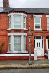 Thumbnail 3 bed terraced house for sale in Karslake Road, Mossley Hill, Liverpool