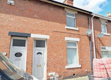 Thumbnail 3 bed terraced house for sale in Ebor Street, South Shields