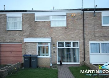 Thumbnail 2 bedroom terraced house to rent in Tibbats Close, Bartley Green