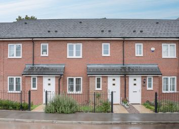 Thumbnail 3 bed terraced house for sale in East Works Drive, Cofton Hackett, Birmingham