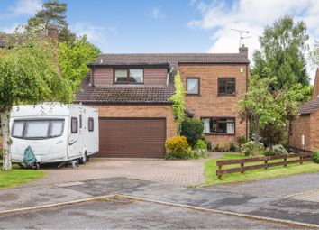Thumbnail 5 bed detached house for sale in The Dene, Skellingthorpe