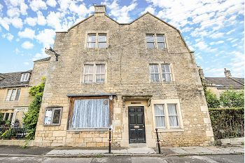 Thumbnail 1 bed flat to rent in Ground Floor Flat, The Shambles, High Street, Freshford