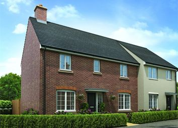 Thumbnail 3 bed detached house for sale in Knights Walk, Hare Street Road, Buntingford, Hertfordshire