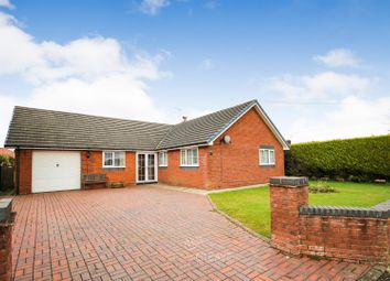 Thumbnail 4 bed detached bungalow for sale in Higher Common Close, Buckley