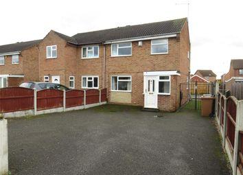 3 bed semi-detached house for sale in Jarvis Road, Stenson Fields, Derby DE24