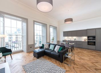 Thumbnail 1 bedroom flat for sale in York Place, New Town, Edinburgh