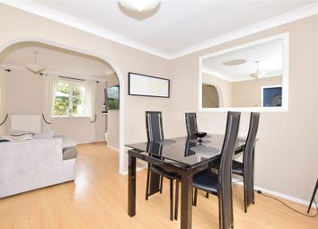 Thumbnail 3 bed end terrace house for sale in The Pasture, Pound Hill, Crawley, West Sussex