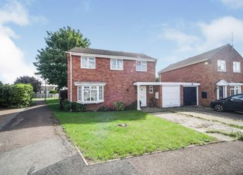 Thumbnail 5 bed link-detached house for sale in Leven Close, Leighton Buzzard