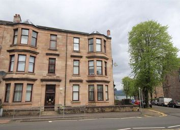 Thumbnail 2 bedroom flat for sale in Cardwell Road, Gourock