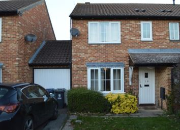 Thumbnail 2 bedroom semi-detached house to rent in The Elms, Haslingfield, Cambridge