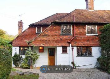 Thumbnail 3 bed semi-detached house to rent in Beech Hill, Wadhurst