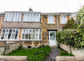 Thumbnail 4 bed terraced house to rent in St Johns Road, Bathwick, Bath